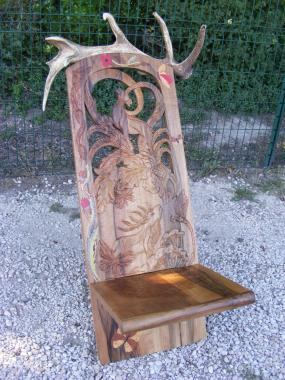 Chaise à palabre