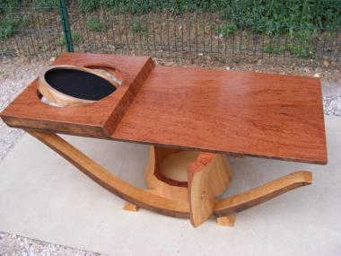 Table à jeux