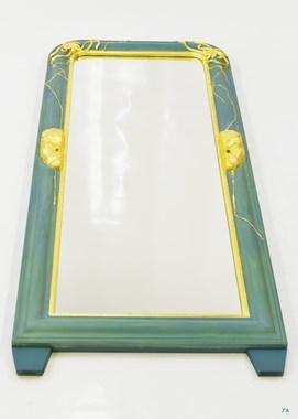 Miroir sculpté Camille