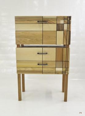 Cabinet contemporain