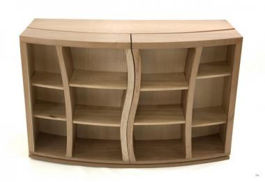 Table Basse ronde d'inspiration orientale